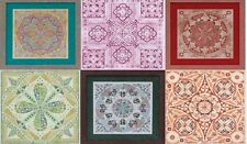 A-maze-ing Desserts Mandala Series Stitch Patterns 6 Designs to choose from