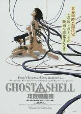 Ghost In The Shell Manga Poster 01 Reproduction Art Print Canvas A4 A3 A2 A1