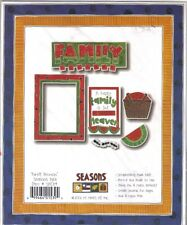 MME My Mind's Eye SEASONS Assorted DIECUT PAGE KITS Choice Scrapbooking RETIRED