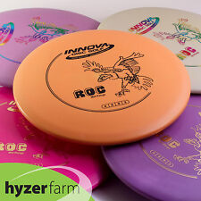 Innova DX ROC  *choose your weight and color* Hyzer Farm disc golf mid range