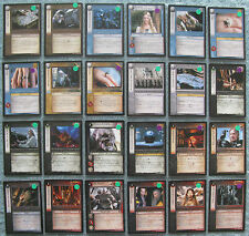 Lord of the Rings TCG Realms of the Elf Lords Rare Cards Part 1/2 (CCG LOTR)