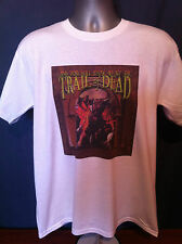 AND YOU WILL KNOW US BY TRAIL OF DEAD T-SHIRT Rival Schools Drive-In Sonic Youth