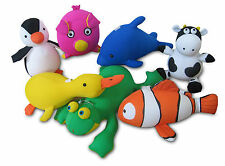 CUDDLY ANIMAL SOFTEEZE MICROBEAD TRAVEL PILLOW/CUSHION/KUSHTY/CUSHTIES SOFT TOY