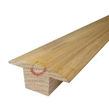 SOLID OAK T SECTION DOOR THRESHOLD - 1.6M - UNBEATABLE PRICE, QUALITY & SERVICE
