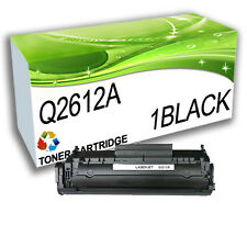 NON-OEM Q2612A 12A LASER TONER CARTRIDGE REPLACE FOR 1010 1012 3015 3050 PRINTER