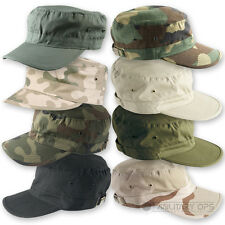 HELIKON ARMY MILITARY TACTICAL BASEBALL US STYLE FIELD CAP ADJUSTABLE HAT CAMO