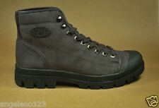 LUGZ Shoes Matrix Work Military Synthetic Gray Men Size Boots Medium Width