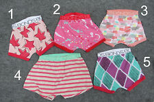 "NEW Baby ""Bonds"" Girls Cute Pants /Shorts in 5 designs (sz 000,00,0,1)-label cut"