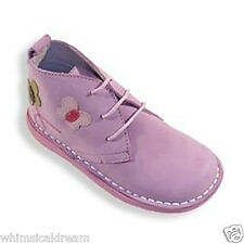 Comme Les Grands lilac leather desert boot shoe New Euro 26 (8 - 8.5) 29 (11)
