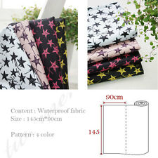 Waterproof fabric for Apron Table covering various props raincoat 01