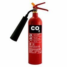 Carbon Dioxide Fire Extinguishers 2KG or 5KG for Class B & electrical fires