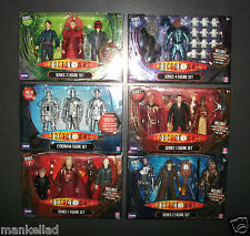 DR WHO ACTION FIGURE SETS CYBERMAN THE AGE OF STEEL INVASION 25 BABY ADIPOSE UK