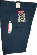 "Dickies 874NV  Plain Front Twill Pants  Color Navy "" 874 Series ""   W 29 to W 44"