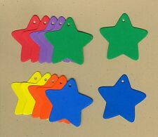 Your choice of colors on Star Gift Tags #3 Die Cuts - AccuCut