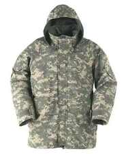 ECWCS ACU Goretex Parka Gen II  Cold Weather Parka ACU Camo Wet Weather Gear