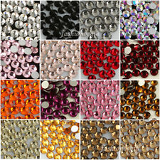 1440 SS3-SS20 MC flatback crystal rhinestone  Nail Art Craft cellphone bling