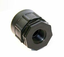"""IBC ADAPTOR Fitting to 1"""" BSP FEMALE THREAD Reducer Outlet Valve Buttress Tote"""