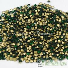 1440Pcs Top Quality Czech Crystal Rhinestones Pointed Back Pick Colors & Sizes