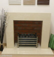 Marble Fireplace Surround With Matching Hearth