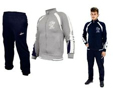 LEGEA TUTA ATHLETIC UOMO DONNA DI COTONE ALLENAMENTO TRAINING CALCIO RUNNING