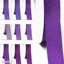 "Grosgrain Ribbon 3/4"" /19mm WhoLesale 100 Yards, Discount , LiLac purpLe for Bow"