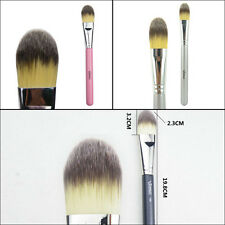 Authentic EMILY 190#  Foundation Personal Brush Silver /  Pink / Black 3 Color