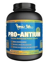 Ronnie Coleman PRO-ANTIUM Sustained-Release Protein BCAA Creatine 4.74 lbs