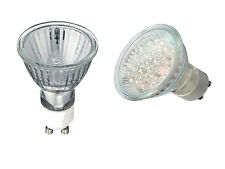 10 / 20 PACK // 20w - 35w - 50w GU10 HALOGEN LIGHT BULBS GU 10 - FREE POST
