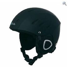 ADULT'S DARE2B 'THINK TANK' BLACK SKI AND SNOWBOARDING HELMET.  SIZE SMALL.