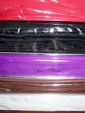 PAIR CURTAIN MELODY CURTAIN 143 X 213 BLOCK OUT CHOCOLATE BLACK RED PURPLE CREAM