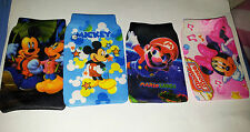 MOBILE PHONE SOCK POUCH COVER CAMERA MP3 - MICKEY MOUSE  MINNIE MOUSE MARIO