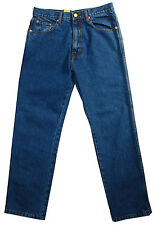 Aztec Fit Jeans for Mens Heavy Duty Tough Regular All Sizes Cols