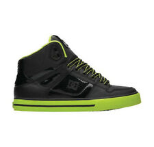 DC SPARTAN HIGH WC Mens Skate Shoes (NEW) Sizes 7-13 HI TOP SNEAKERS Green Black