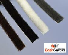 Self Adhesive window and door Draught Excluder Brush Pile Seal