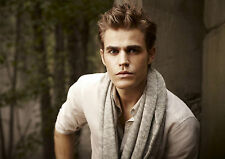 PAUL WESLEY VAMPIRE DIARIES Poster Photo Picture Print A2 A3 A4 (1)