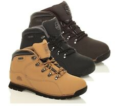 MENS NEW SAFETY BOOTS TRAINER LEATHER STEEL TOE CAP ANKLE BOOT UK SIZE 7 - 11