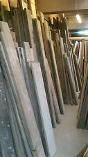 Reclaimed scaffold boards, cut to length and sanded, shelving, furniture