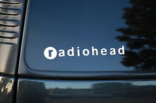 Radiohead Vinyl Sticker Decal (V3) Window Car The Muse The Smiths The Cure Rock
