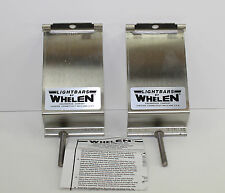 whelen lightbar zeppy io whelen lightbar mounting gutter strap light bar mount brackets 62726