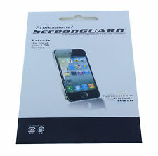 Screenguard Screen Protector w/ Microfiber Cleaning Cloth for iPhone 5(A-285)