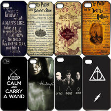 Harry Potter Movie Series Keep Calm Plastic Hard Case For iPhone 4 4G 4S 5 5G