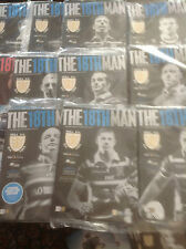 2011 Hull FC Home Programmes  v Your Choice.