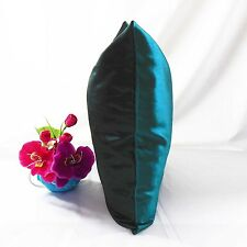 Reverse Military Faux Dupioni Silk Taffeta Cushion Cover Case Tailor#stfcc-23