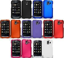 SOLID COLOR HARD PLASTIC COVER MATTE CASE HUAWEI FUSION 2 U8665 AT&T CELL PHONE