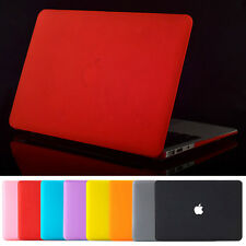 "Laptop Rubberized Hard Cover Case Keyboard Skin For Apple Mac Book Air 11"" / 13"""