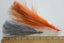 Vintage Vulture Rhea Feathers fly tying spey