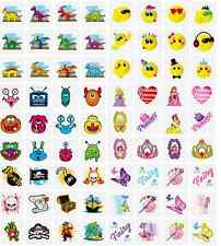 Various Childrens Kids Temporary Tattoos Transfers Toys - Party Loot bag Fillers