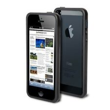 CASE FOR NEW APPLE IPHONE 5S 5 S BUMPER COVER WITH METAL BUTTONS