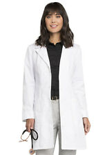 "White Cherokee Women's 36"" Lab Coat 2410 WHT"