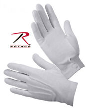 Rothco Gripper Dot Parade Gloves in White